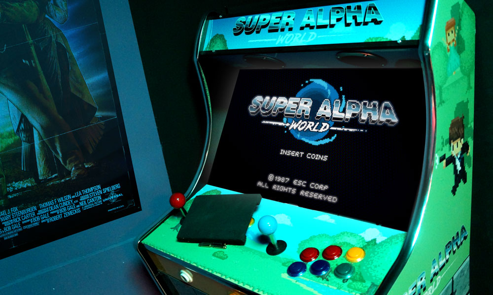 Super Alpha World